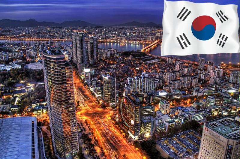Работа в Южной Кореи для девушек от10000 в месяц