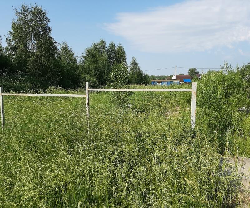 Продам участок 15 соток для индивидуального жилищного строительства в деревне Дьяконово