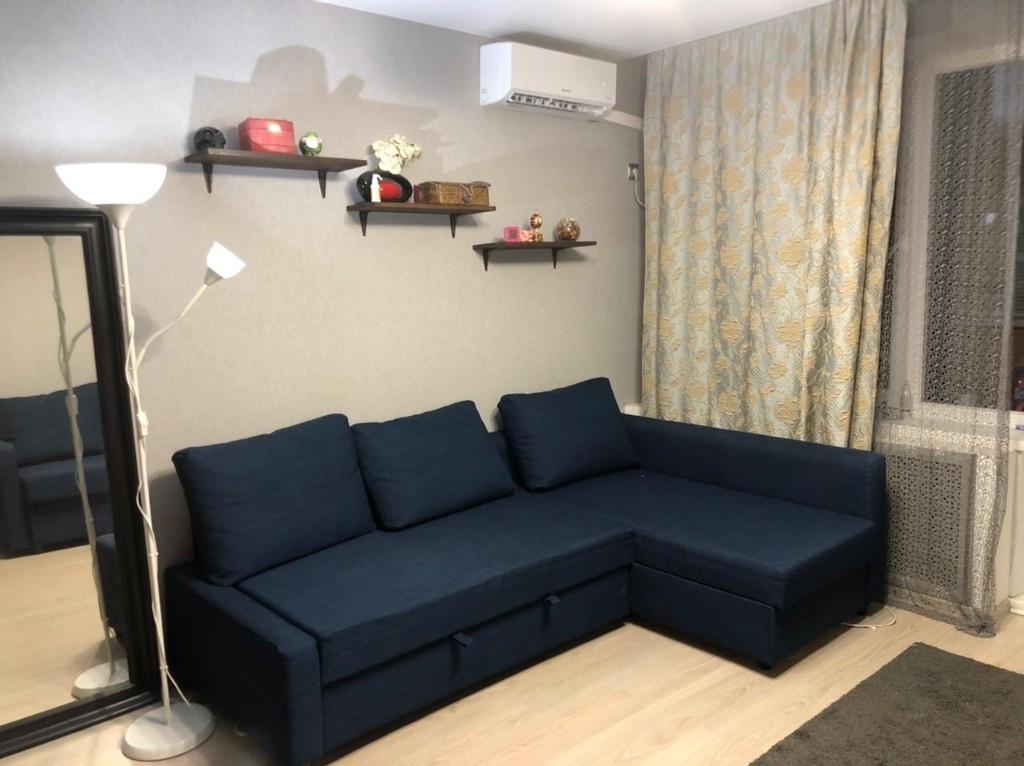 Продается уютная 1-к квартира.